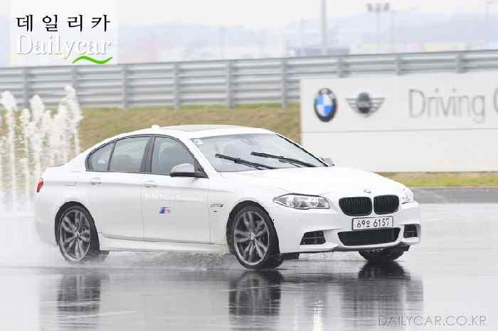 BMW 드라이빙센터(다이내믹 코스)