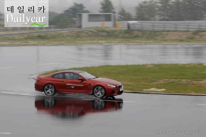 BMW 드라이빙센터(써큘러 코스)