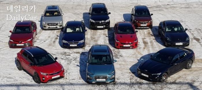 한국자동차전문기자협회 (2018 올해의 차)