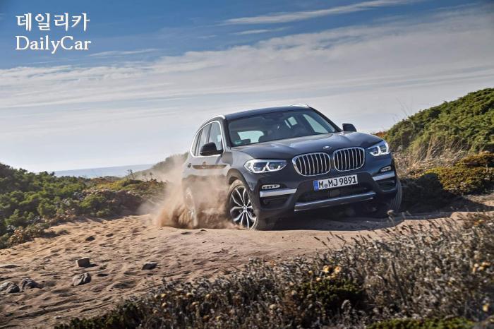 3세대 BMW X3