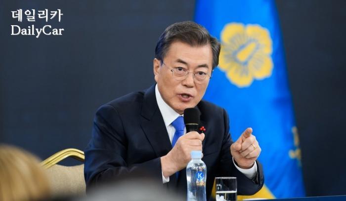 문재인 대통령(제공: 청와대)