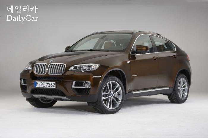 BMW 뉴 X6 LCI 1