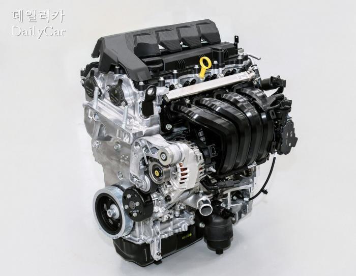 기아차, 스마트스트림 G1.6 엔진