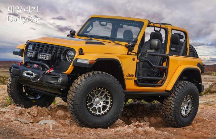 나쵸 지프(Nacho Jeep)