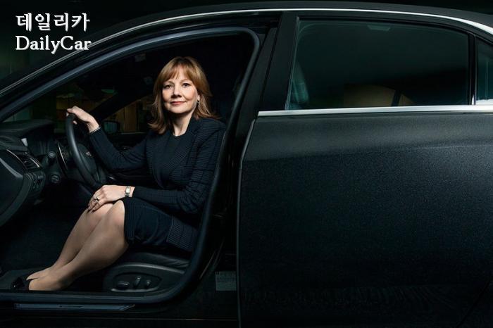 메리 바라 GM 회장(출처: 포춘)