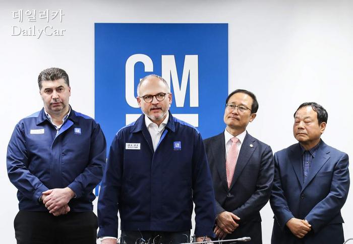 배리 앵글 GM 해외사업부문 사장