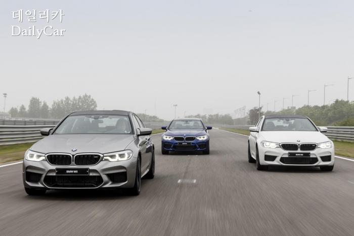BMW 6세대 뉴 M5