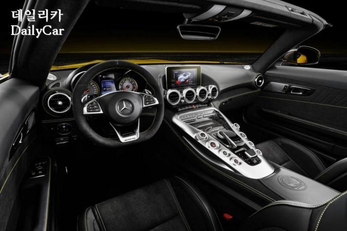 메르세데스-AMG, GT S 로드스터