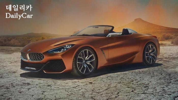 BMW, 신형 Z4 컨셉