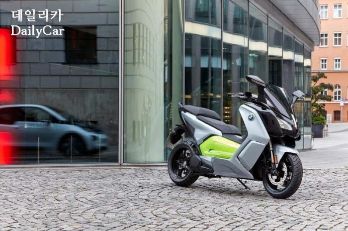 BMW 모토라드 C 에볼루션