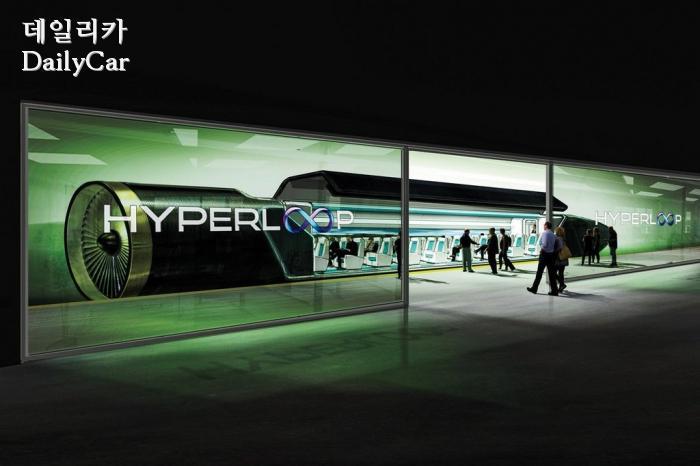 스페이스X, 하이퍼루프