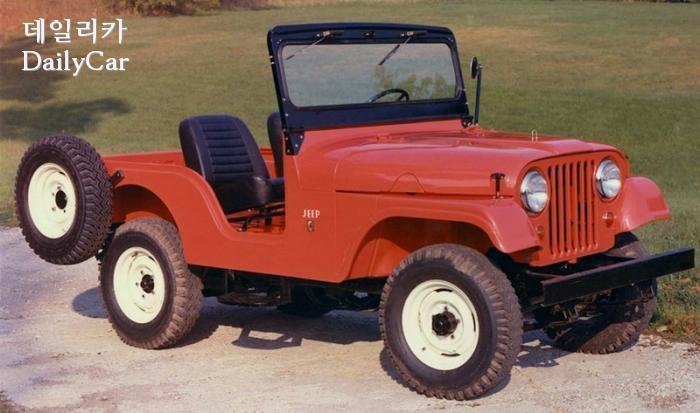1965년형 CJ-5