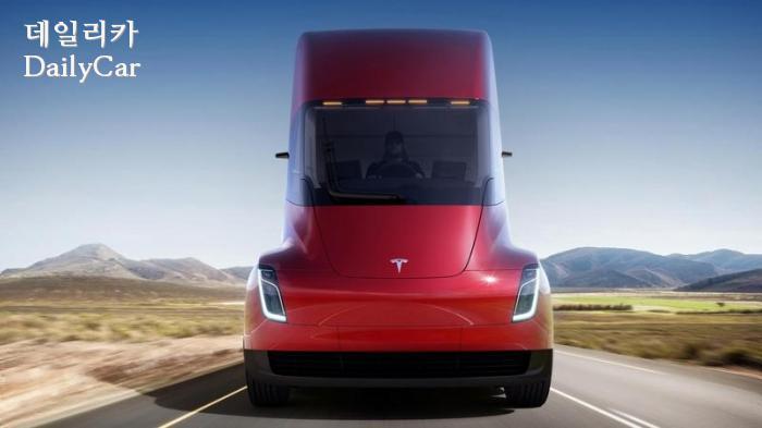 테슬라, EV 트럭 ′세미(Semi)′