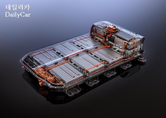 2017 쉐보레 볼트EV 배터리 시스템