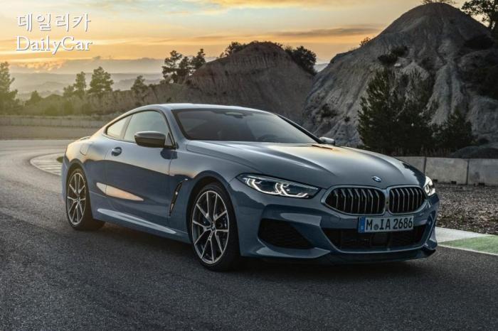 BMW, 8시리즈 쿠페