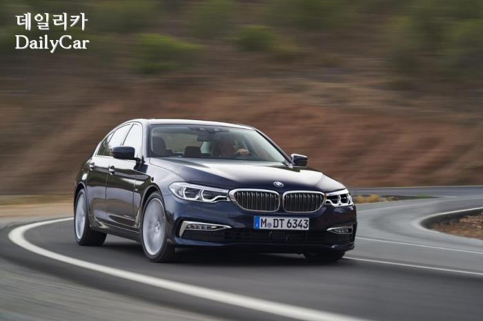 BMW, 뉴 520d 럭셔리 스페셜 에디션