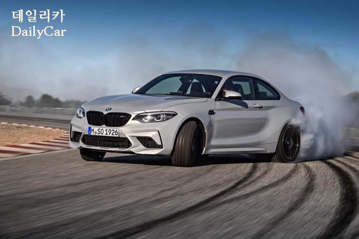 BMW M2 컴패티션