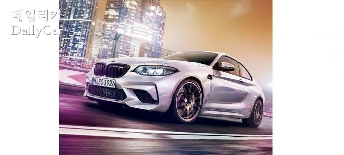 BMW, 2018 M2 컴피티션 (출처 BMW)