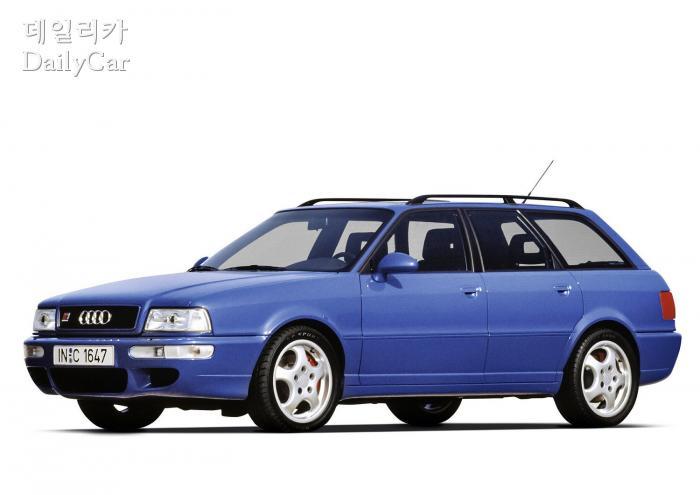 아우디 A4 4세대 (Audi 80 B4)