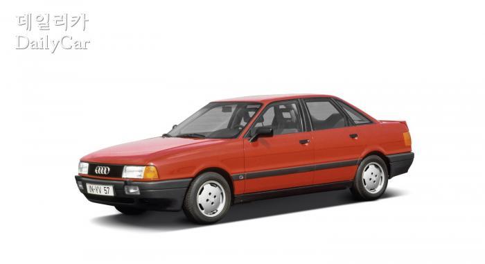 아우디 A4 3세대 (Audi 80 B3)