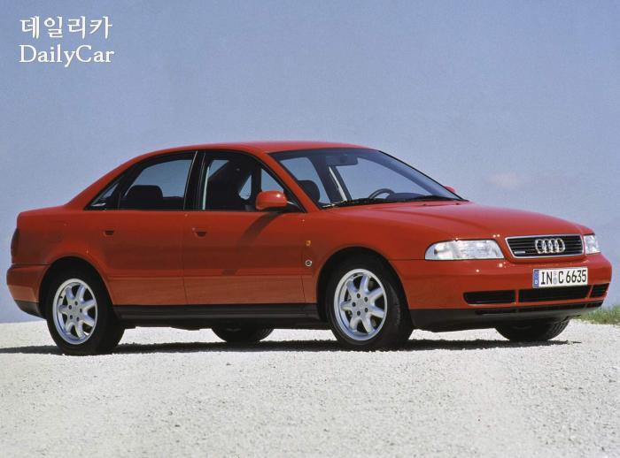 아우디 A4 5세대 (Audi A4 B5)