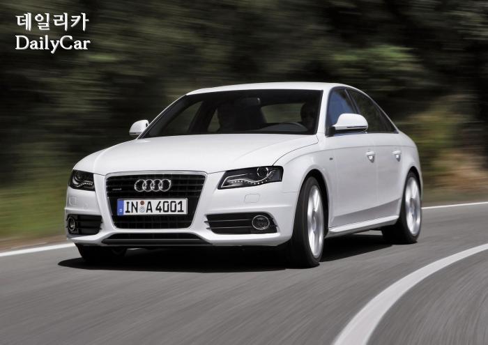 아우디 A4 8세대 (Audi A4 B8)