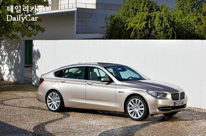 BMW 그란투리스모 30d