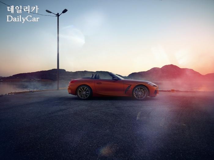 BMW, 신형 Z4 M40i