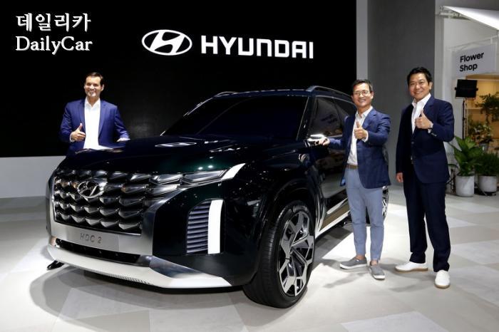 현대차, HDC-2 그랜드마스터 콘셉트(@2018부산모터쇼)
