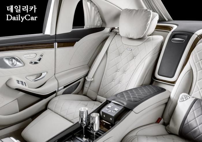 메르세데스-마이바흐, S650 풀만 마이바흐