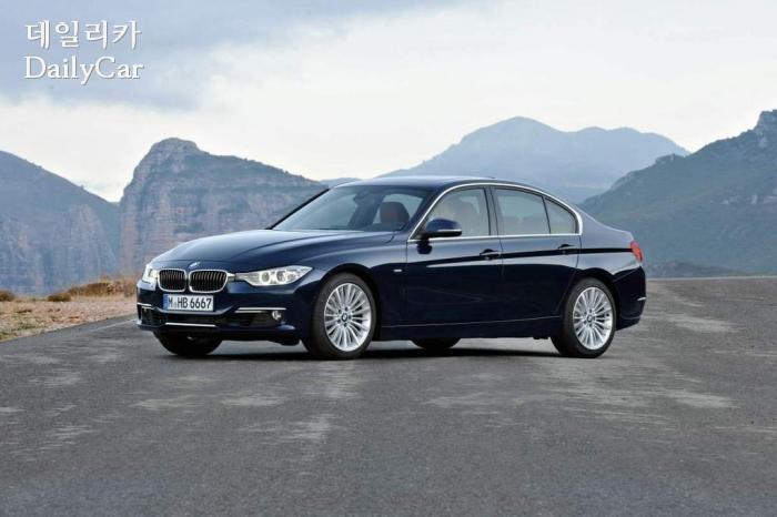 BMW 뉴 3시리즈 Luxury Line (6세대)
