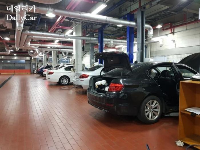 BMW 코오롱모터스 성산 서비스센터