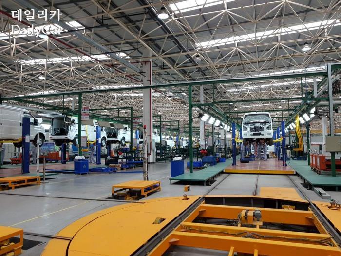 소콘 전기차 공장