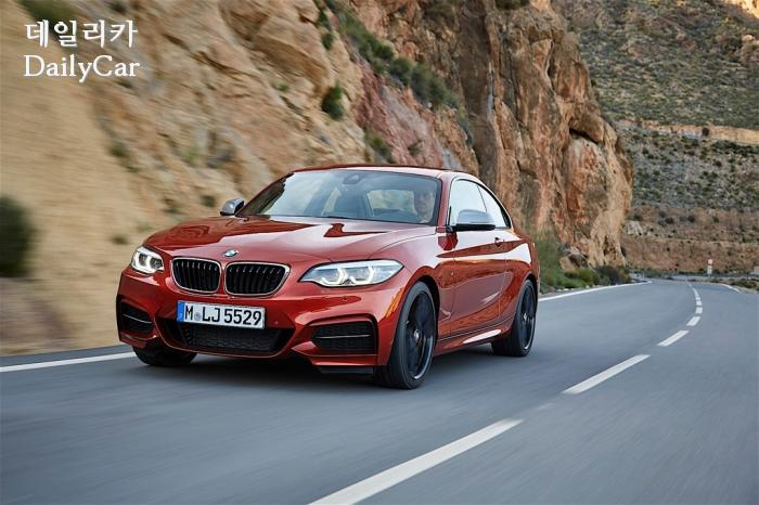 BMW, 2017년형 2시리즈 쿠페