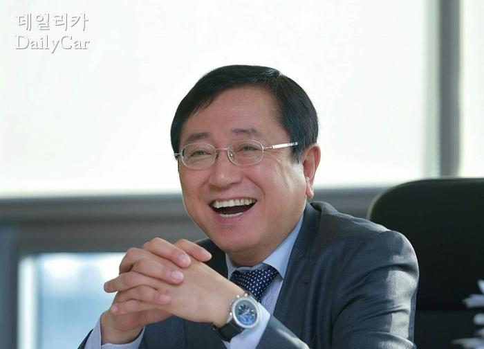 한불모터스 송승철 대표이사
