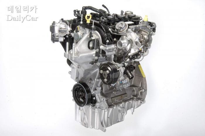 포드, 에코부스트 1.0ℓ 엔진