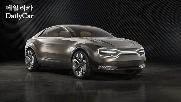 기아차, 크로스오버 EV 콘셉트카 'Imagine by KIA' (2019 제네바국제모터쇼)
