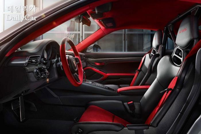 포르쉐, 911 GT2 RS