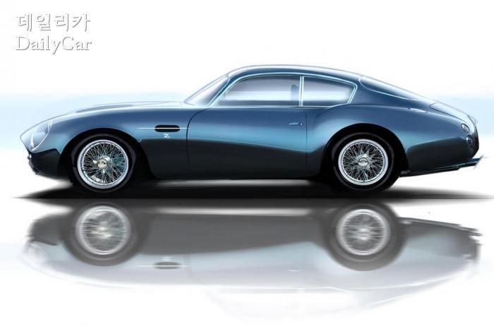 애스턴 마틴, 100주년 기념 ′DB4 GT 자가토 Continuation′ (출처 애스턴 마틴)