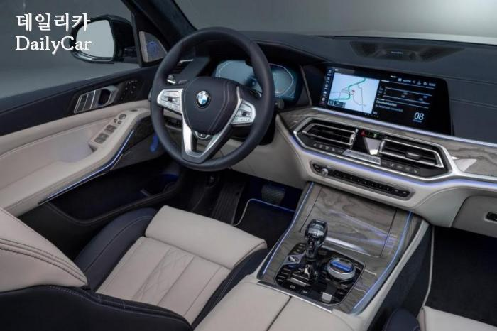 BMW, 2019 X7