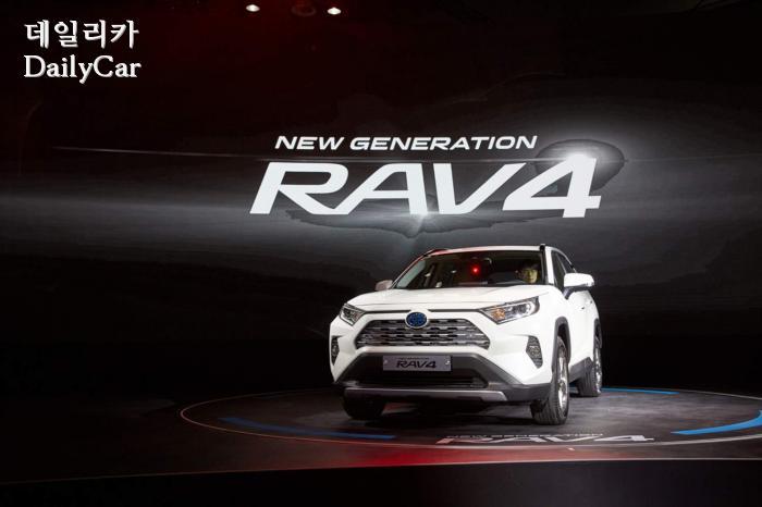 토요타 ′New Generation RAV4′ @2019 서울모터쇼