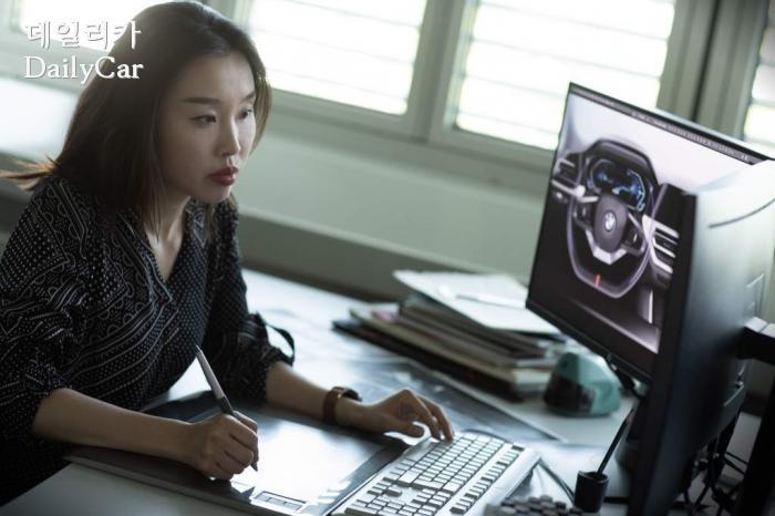 김누리 BMW 인테리어 디자이너