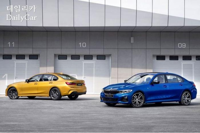 BMW 3시리즈 롱휠베이스 버전 (출처 아우토모토운트스포트)