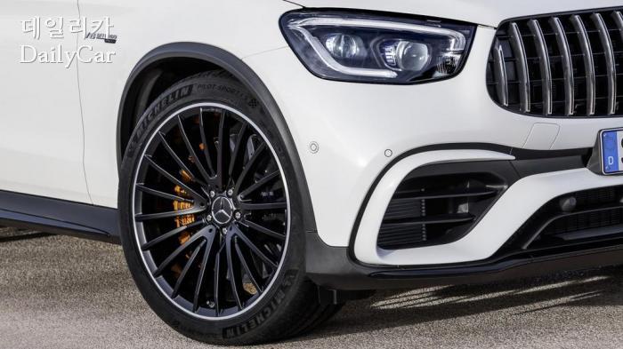 메르세데스-AMG, 2019 GLC 63 (출처 BBC TOP GEAR, 메르세데스-AMG)