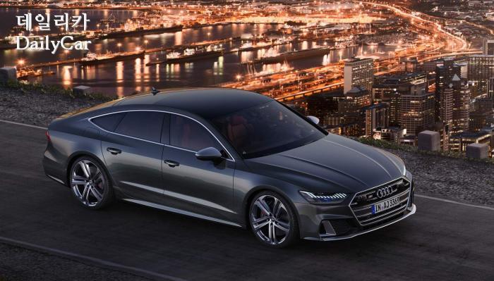 2019 Audi S7
