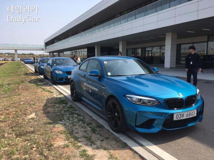 BMW 드라이빙센터 M2