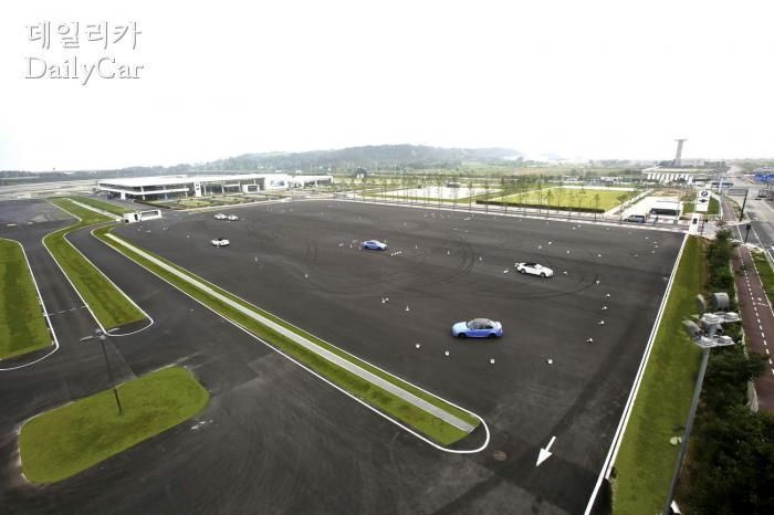 BMW 드라이빙센터 멀티플 코스