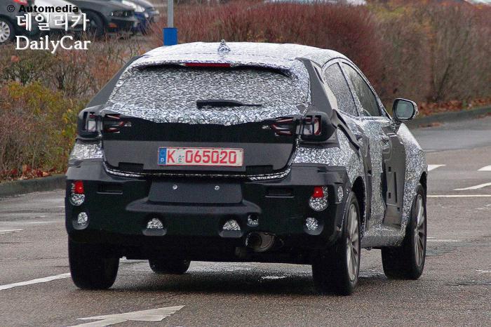 2020 포드(Ford)푸마(Puma)스파이샷 (출처 아우토빌트)
