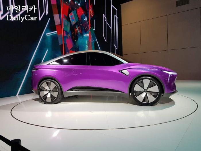 중국차 호존 HOZON 콘셉트카 유레카02 EUREKA 02 @2019 상하이모터쇼