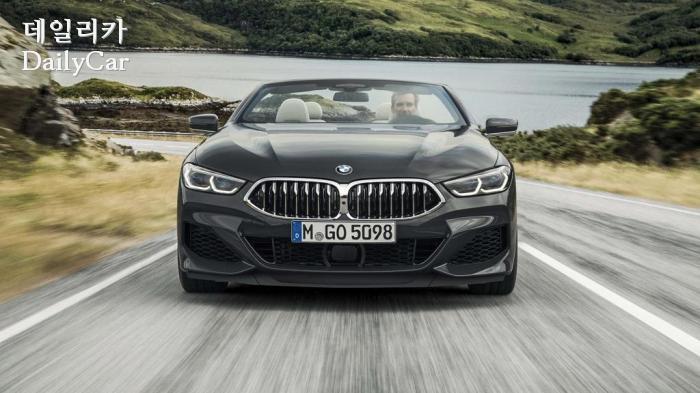 BMW, 뉴 8시리즈 컨버터블